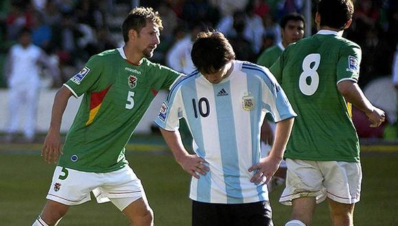 Lionel Messi regresará a La Paz para enfrentar a Bolivia rumbo a Qatar 2002. (Fuente: Agencias)