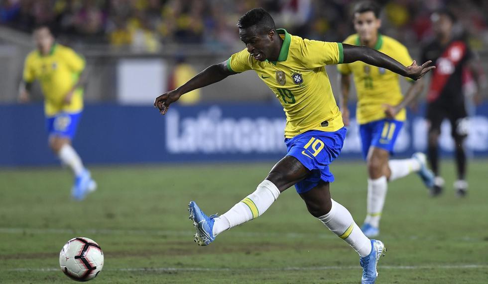 Vinicius Jr. | Foto: AFP