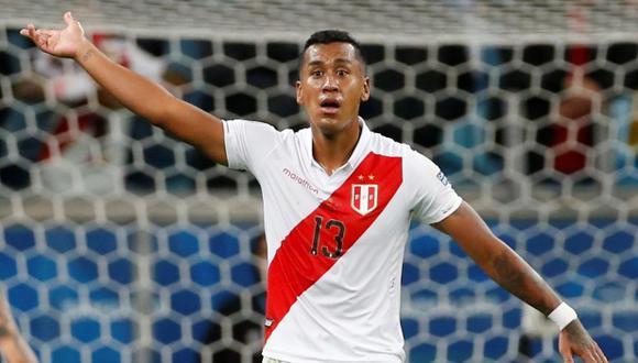 Renato Tapia entró en polémica por publicación sobre la Copa América. (Foto: Reuters)