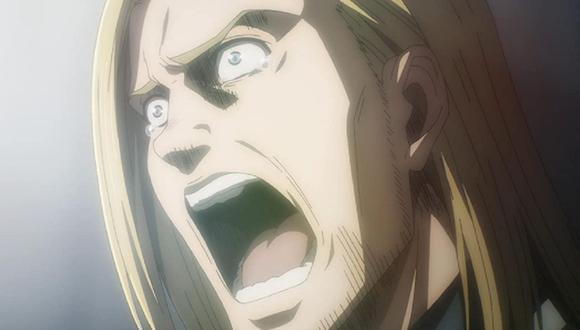 """¿Qué hará Willy Tybur en el próximo episodio de la temporada 4 de """"Attack on Titan""""? (Foto: MAPPA Studio)"""