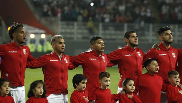 La selección peruana se medirá Paraguay y Brasil en octubre por las Eliminatorias Qatar 2022. (Foto: GEC)