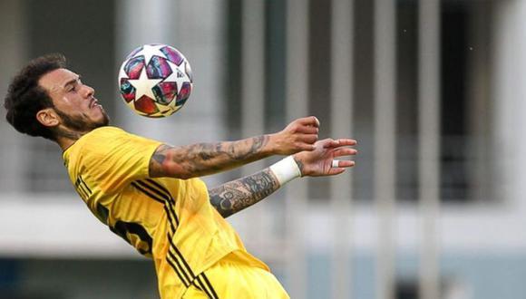 Dulanto disputó los ocho partidos de Sheriff Tiraspol en la fase previa de Champions League. (Foto: Agencias)
