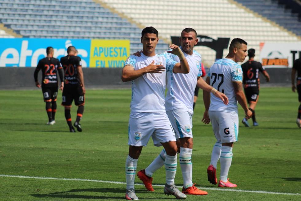 Deportivo Llacuabamba était la troisième équipe à être reléguée en Ligue 2 en 2020 |  Photo: Ligue 1