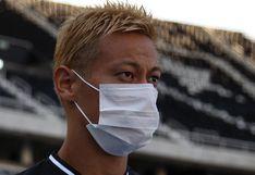 Keisuke Honda renunció a cobrar su salario a causa del COVID-19, pero Botafogo rechazó pedido del japonés