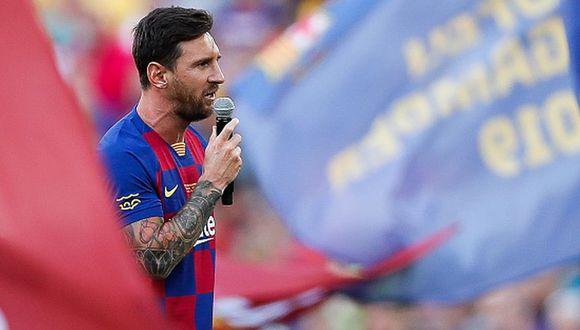 Messi le da a escoger al Barza entre dos cracks para reforzar su defensa. (Getty)