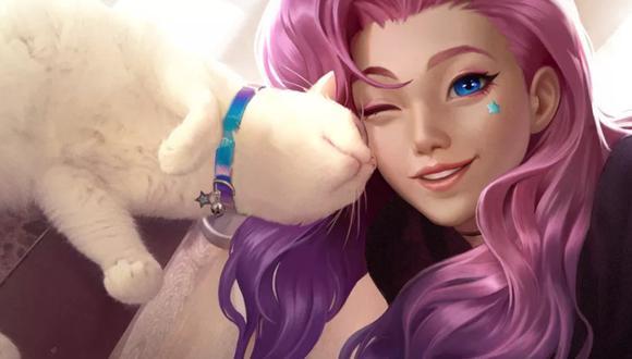 League of Legends: Seraphine, la influencer virtual, se podría convertir en la nueva campeona. (Foto: Riot Games)