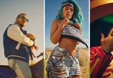 """Karol G lanza videoclip de """"Location"""" con Anuel AA y J Balvin"""