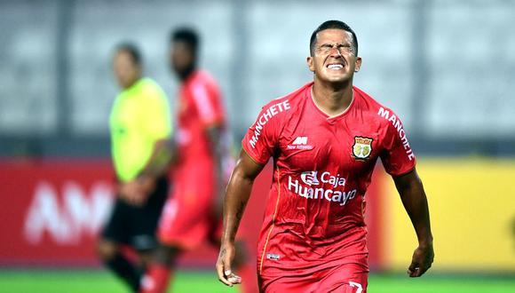 Valverde ya lleva ocho goles en la Copa Sudamericana. (Foto: CONMEBOL)