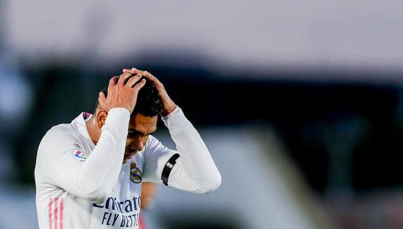 Real Madrid vs. Sevilla en el Alfredo di Stéfano por LaLiga Santander. (Foto: AP)