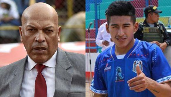 Roberto Mosquera en Binacional: entrenador peruano y su mensaje sobre Andy Polar. (Foto: Colage)
