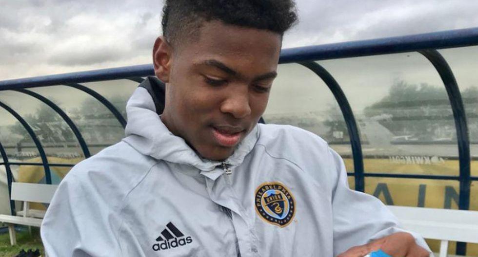 Hijo de Johnnier Montaño fue convocado por la selección de Colombia Sub 16. (Foto: Twitter)