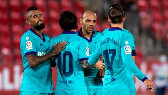 Barcelona enfrentó al Mallorca por LaLiga Santander. (Foto: EFE)