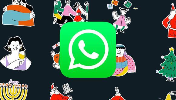 Truco de WhatsApp para añadir stickers solo disponibles en otros países (Foto: WhatsApp)