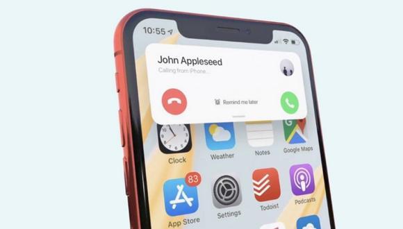 ¿Aún no tienes iOS 14? Conoce el método para descargarlo en tu iPhone. (Foto: Apple)