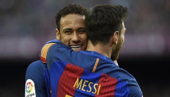 Neymar renovó contrato con el PSG hasta 2025. (Foto: AFP)