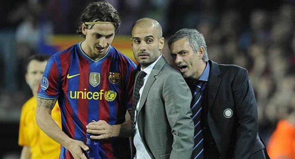 José Mourinho, como entrenador del Inter de Milán, ganó una Champions League. (Foto: UEFA)