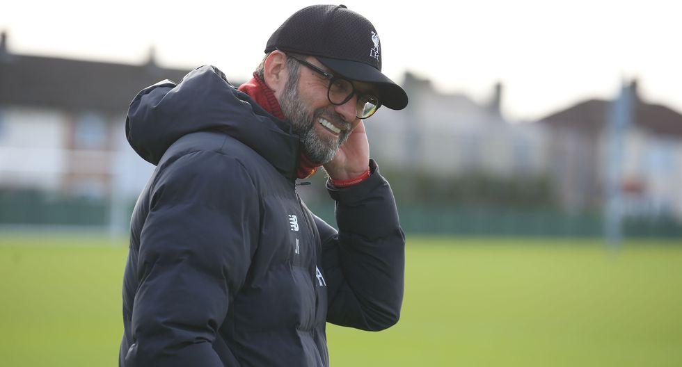 4 - Jürgen Klopp - Liverpool FC - 24 millones de euros. (Foto: AFP)