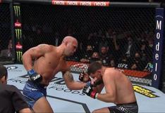 No pudo ser: Nick Diaz cayó en su regreso al octágono ante Lawler por nocaut técnico en el UFC 266 [VIDEO]