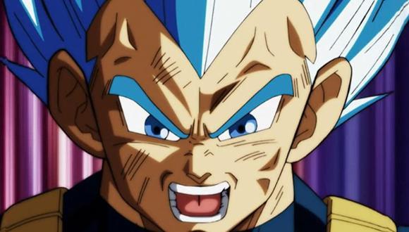 """Dragon Ball Super: así se verá Vegeta en la nueva película """"Super Hero"""". (Foto: IMDB)"""