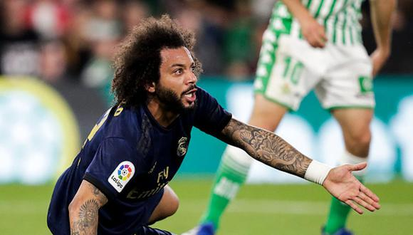 Marcelo, en su carrera profesional, solo ha jugado por Fluminense y Real Madrid. (Foto: Getty Images)