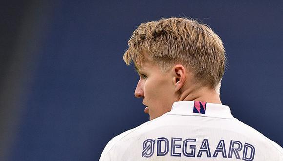 Martin Odegaard llegó al Real Madrid en el 2015. (Foto: Getty)
