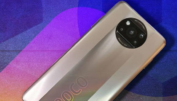 Todos los detalles del smartphone POCO X3 Pro