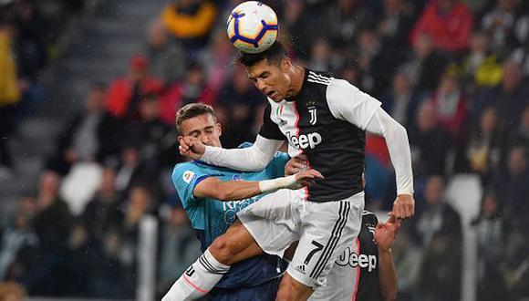 Fue luchado: Juventus y Atalanta empataron en la penúltima fecha de la Serie A de Italia. (Getty)