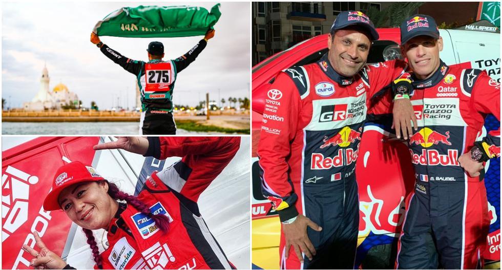 ¡Rugen los motores! Lo mejor de la largada oficial del Rally Dakar 2020 en Arabia Saudita [FOTOS]