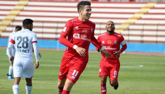 Cienciano le ganó a Melar en el Callao. (Foto: Liga 1)