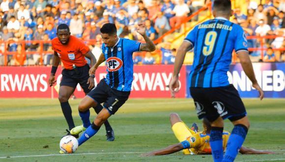 Huachipato venció a Deportivo Pasto por la primera fase de Copa Sudamericana 2020. (Foto: Conmebol)