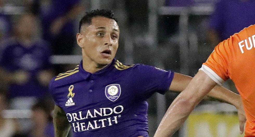 Yoshimar Yotún en el once ideal de la fecha 34 de la MLS. (Foto: AP)