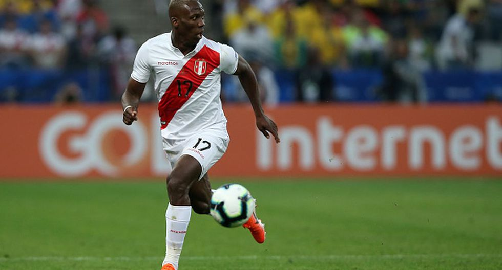 Perú vs. Brasil | Luis Advíncula (Foto: Getty Images)