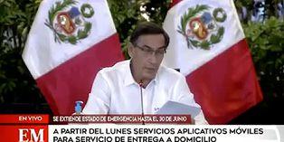 Liga 1: presidente Martín Vizcarra anunció la vuelta del fútbol peruano
