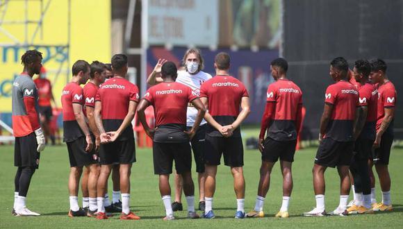 La selección peruana buscó jugar un partido amistoso contra Chile en la fecha FIFA. (Foto: @SeleccionPeru)