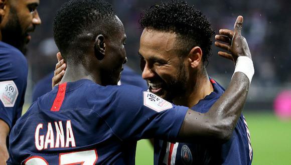 París Saint-Germain revalidó su título de campeón en la Ligue 1. (Foto: Getty Images)