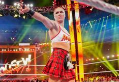 En la dulce espera: Ronda Rousey anunció que está embarazada y ya lleva cuatro meses