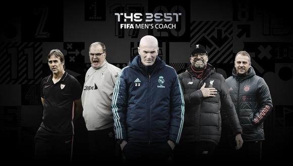 Los premios The Best de la FIFA se entregarán en ceremonia virtual el próximo 17 de noviembre. (FIFA.com)