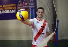 ¡Nuevos aires! Voleibolista peruano Eduardo Romay jugará en el Cisneros Alter de España