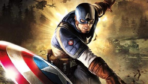 La explicación de Marvel para que el escudo del Capitán América siempre vuelve a él