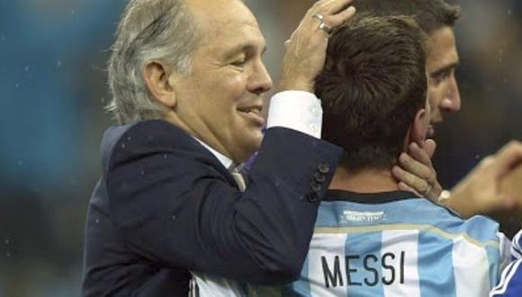 Messi lamentó fallecimiento de Sabella. (Foto: Agencias)