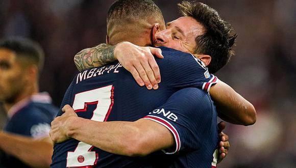 Lionel Messi llegó al PSG como jugador libre desde el Barcelona. (Getty)