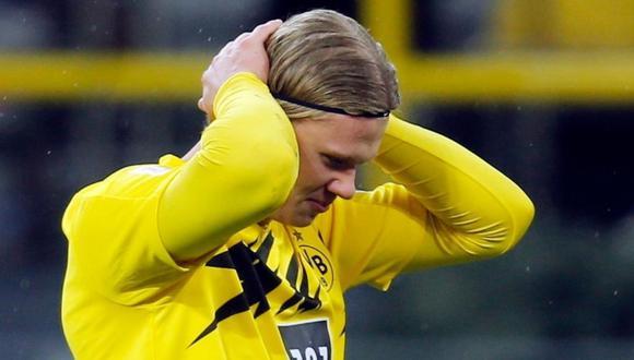 Borussia venderá a Haaland antes de 2022. (Foto: Reuters)