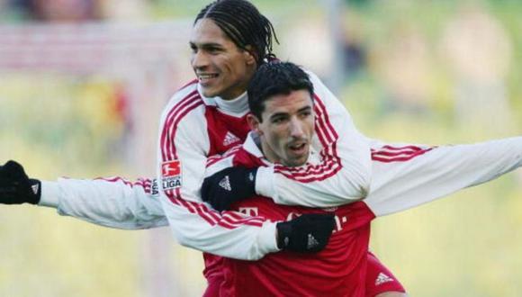 Paolo Guerrero y la historia de cómo fue descubierto por Bayern Munich. (Foto: AFP)