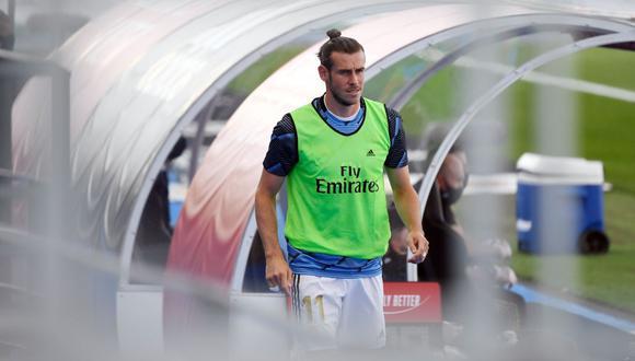 Gareth Bale tiene contrato con el Real Madrid hasta el 2022. (Foto: AFP)