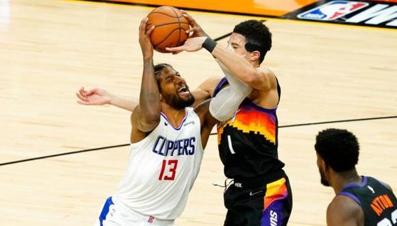 A qué hora juegan Clippers vs. Suns y en qué canal ver el Game 6 de las Finales de Conferencia de la NBA. (AP)