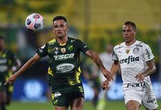 Se define en Brasil: Defensa y Justicia perdió 2-1 ante Palmeiras por Recopa Sudamericana