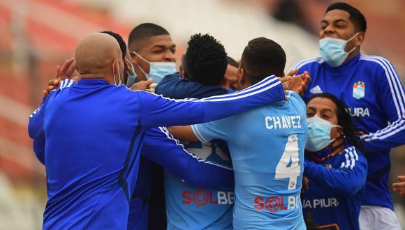 Sporting Cristal derrotó 3-2 a Cusco FC (Foto:Liga 1)