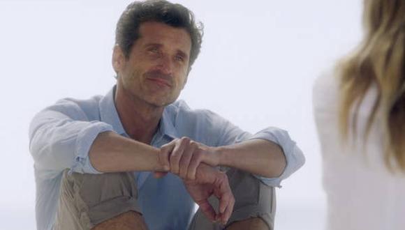 Meredith Grey y Derek Shepherd por fin cumplieron su sueño de casarse en una playa. (Foto: ABC)