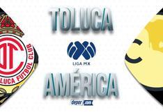 América vs. Toluca EN VIVO vía TUDN: minuto a minuto por la Jornada 9 de la Liga MX