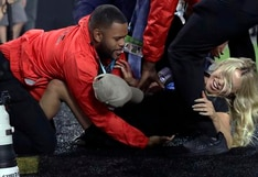 Mostró más de la cuenta: joven instagramer saltó al campo del Super Bowl 2020 pero fue detenida por la seguridad [VIDEO]